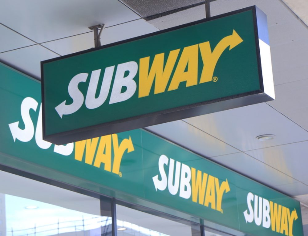 Subway for Sale – Priced to Sell – $349,000 + SAV