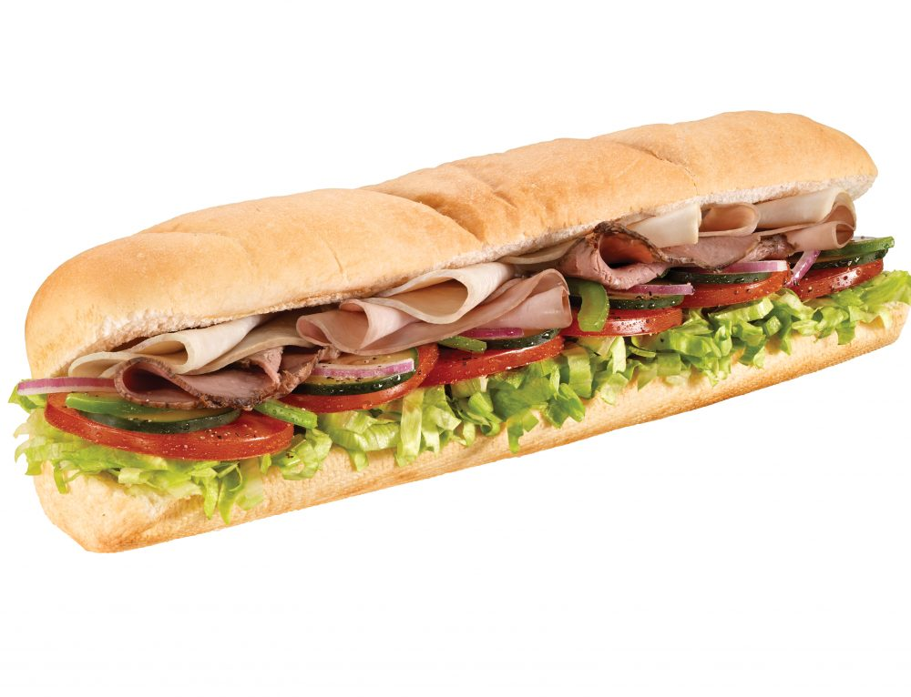 Largest Submarine Sandwich franchise Priced to Sell $349,000 + SAV